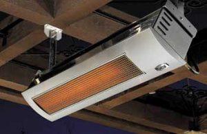 Hanging Patio Heater Repair.