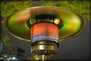Patio Heater Repair by BBQ Repair Texas.