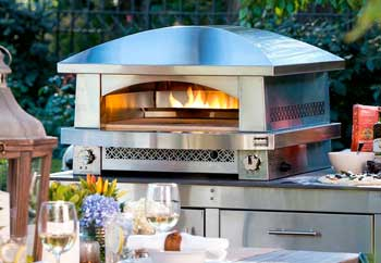 Pizza Oven Repair example.