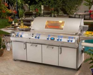 Barbecue Cleaning by BBQ Repair Texas.