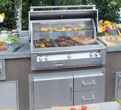 We perfrorm BBQ Repair for you.